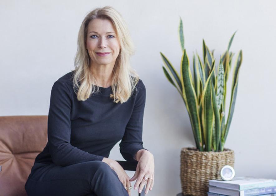 Lisette Wevers coach, relatietherapeut en mindfulness trainer in haar praktijk